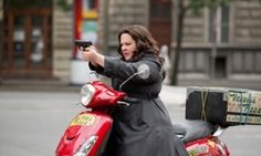 (5th June 2015) SPY: As a deskbound CIA operative forced into active service, Melissa McCarthy stamps her comedy credentials on Paul Feig's spy-spoof romp.