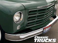 Circle Track Magazine - love those recessed headlights