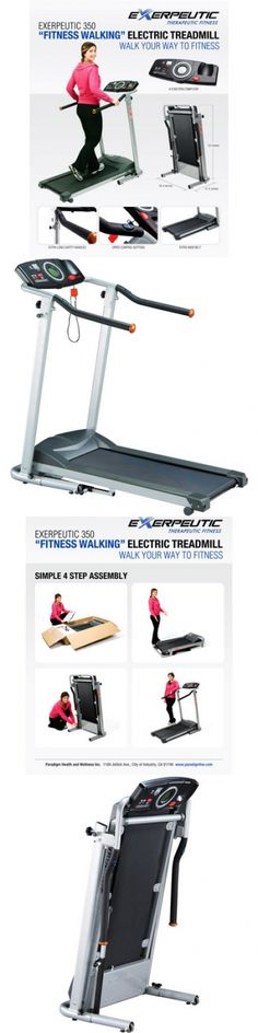 Treadmills 15280: Folding Electric Treadmill Running Exercise Machine Incline Trainer Home Gym New -> BUY IT NOW ONLY: $335.33 on eBay!