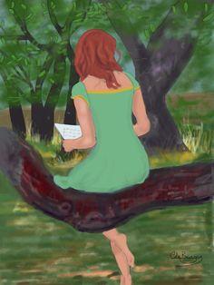 Inspiración en el bosque