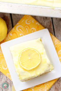 Lemon Supreme Cake