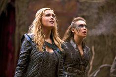 """Lexa y Clarke volverán a reencontrarse en """"The 100″"""