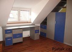 Nábytek na zakázku - Nábytek na zakázku | Pjatak.cz Loft, Furniture, Design, Home Decor, Decoration Home, Room Decor, Lofts, Home Furnishings