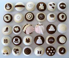 Hana Rawlings: zásnubní/engagement cakes