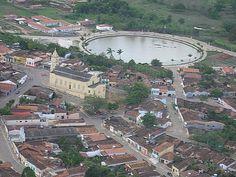 Município de Alagoa Nova, Paraíba