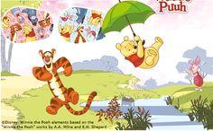 Die Disney Edition: Winnie Puuh Rührend schön und kindgerecht: Winnie Puuh und seine Freunde bei ihren größten Abenteuern.