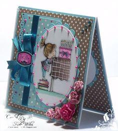 Birthday Girl by Wild Rose Studio DT