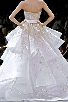 Christian Dior Haute Couture- wow