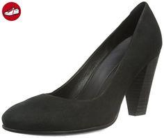 Shape 75 Pointy, Escarpins Femme, Noir (1001Black), 41 EUEcco