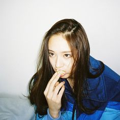 f(x), krystal, and kpop image Krystal Jung, Jessica & Krystal, Jessica Jung, Kpop Girl Groups, Korean Girl Groups, Kpop Girls, My Girl, Cool Girl, Korean Haircut