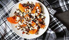Autumn Quinoa Salad | Cake + Whisky