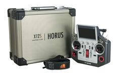 #FrSky #Horus X12S Exclusive Review with Video