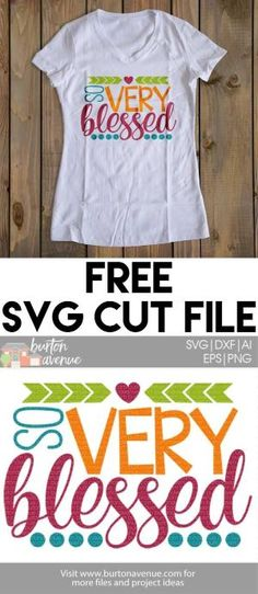 Free SVG files for Cricut & Silhouette by Andrea Ellis