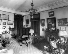 Beautiful Apartments in Russia before the Revolution