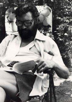 El inigualable Julio Cortázar.