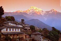 Balcon des Annapurnas - Trek