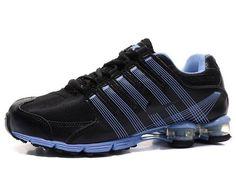 more photos c4d20 03378 Chaussures Nike Shox R4 Noir  Bleu  nike 12274  - €50.92   Nike Chaussure