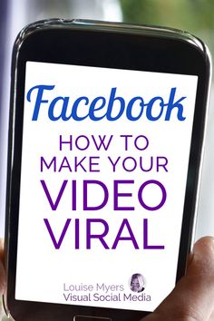 Facebook marketers: Want your video to go viral? Read this blog post to learn 10 hacks that will boost your success!   #FacebookMarketing #VideoMarketing #SocialMediaMarketing Facebook Marketing, Online Marketing, Social Media Marketing, Digital Marketing, Inspirational Quotes For Entrepreneurs, Top Social Media, Twitter Tips, Facebook Video, Small Business Marketing