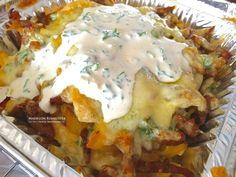 Recept voor Homemade Kapsalon. Halal en glutenvrij.