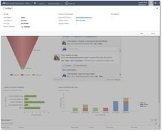 Microsoft Dynamics CRM 2013 user interface preview #MSDYNCRM #CRM2013 from http://blogs.technet.com/b/lystavlen/archive/2013/07/04/crm-2013-and-quick-forms.aspx