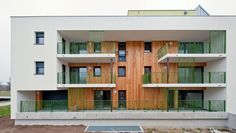 ARCHITECTE     PATRICK SCHWEITZER & ASSOCIÉS LIEU     Strasbourg, Alsace COUT     Non renseigné SURFACE     > 300m² SPÉCIFICITÉS Logements collectifs Dém. environnementale ANNÉE DE RÉALISATION     2012