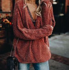 Cozy, soft and cute oversized sweater.