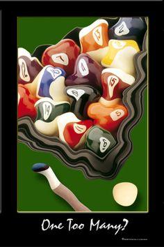 Billiard Posters 21