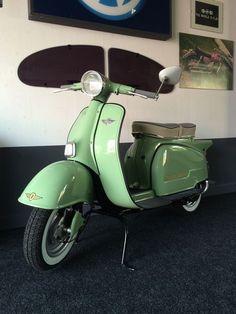 Zundapp 50cc Roller - 1975