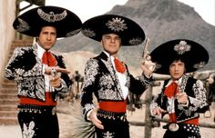 the three amigos comedy | omg I love this movie and I love Mariachi music!