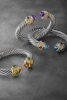 David Yurman: Designer Jewelry - Luxury Timepieces, Bracelets, Engagement Rings, Necklaces
