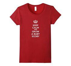 Women's Keep Calm and Grow a Baby Scoby T Shirt Medium Cr... https://www.amazon.com/dp/B071XPT6G2/ref=cm_sw_r_pi_awdb_x_HBs8yb8E9KC91