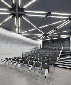 SEFAR Architecture LIGHTFRAME Is The Only Fabric Ceiling System Available Tha