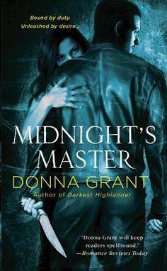 Midnight's Master (Dark Warriors #1)  by Donna Grant