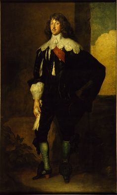 Portrait of William Cavendish, 3rd Earl of Devonshire (1617-84) Oil on canvas; 1638 Sir Anthony van Dyck