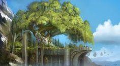 couloir chateau fantastique - Recherche Google