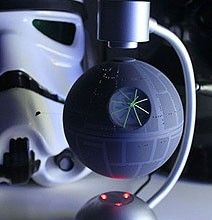Make Your Own Levitating Death Star Desk Toy For Your Office