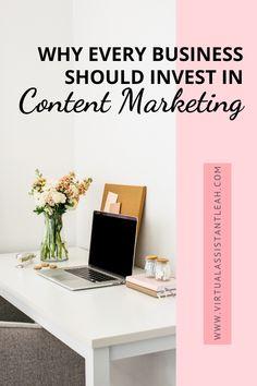 Content Marketing Strategy, Email Marketing, Digital Marketing, Creative Business, Business Tips, Online Business, Make Money Blogging, Make Money Online, How To Make Money