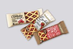 Sweet snack packaging design