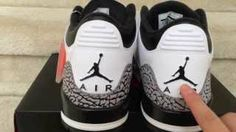 super popular c3a28 54bb5 Air Jordan Retro 3