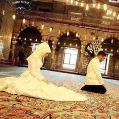 Turkish Fashion, Turkish Style, Couples Images, Muslim Couples, Formal Dresses, Wedding Dresses, Pakistani, Falling In Love, Fair Grounds