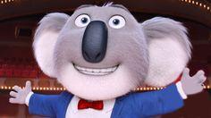 Sing 2016 Koala Buster Moon Movie Wallpaper