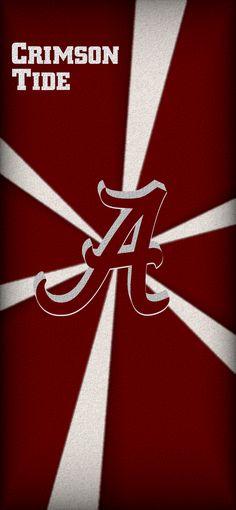 Alabama Crimson Tide Football logo iPhone wallpaper Alabama Football Shirts, Alabama Logo, Alabama Crimson Tide Logo, Crimson Tide Football, College Football, Roll Tide Alabama, Alabama Wallpaper, Football Wallpaper, Auburn Tigers