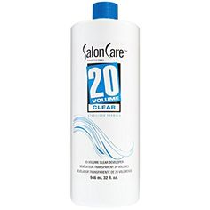 20 Volume Clear Developer by Salon Care -- Awesome products selected by Anna Churchill