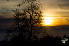 Sonnenuntergang. Jedes Ende ein neuer Anfang.