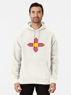 New Mexico Flag Symbol Patriotic Red Sun. Great gifts for New Mexico patriots. • Millions of unique designs by independent artists. Find your thing. New Mexico Flag, Sun Designs, Red Sun, Flags Of The World, Patriots, Tshirt Colors, Classic T Shirts, Great Gifts, Symbols