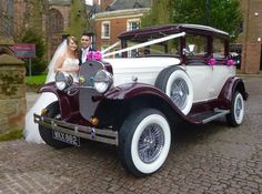 Wedding Car Hire - Warwickshire & Coventry Weddings - Married In Style Wedding Cars Wedding Car Hire, Our Wedding, Coventry, Antique Cars, Photo Galleries, Style, Swag, Stylus