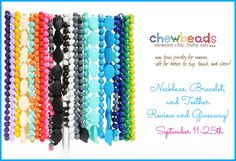 Chew beads giveaway!