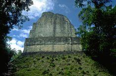 Tikal, Maya Photo, Panel, Glyphs, Maya Civilization, Temple, Parks