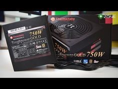 OverclockZone TV EP.541 : Thermaltake Toughpower Gold 750 W - http://cpudomain.com/power-supplies/overclockzone-tv-ep-541-thermaltake-toughpower-gold-750-w/