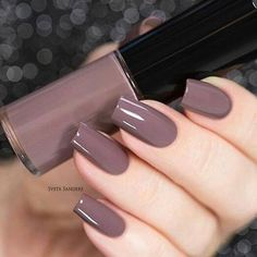 Image about pink in Nails / Nail Polish / Vernis / Manicure by Mouna DramaQueen Cute Acrylic Nails, Gel Nail Art, Gel Manicure, Cute Nails, My Nails, Manicures, Gel Nail Polish Colors, Fall Nail Colors, Nail Nail